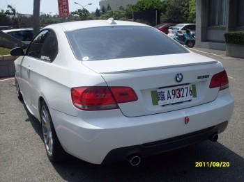 2008 BMW 335i E92 Coupe